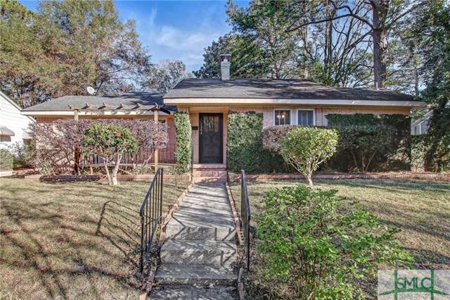 1306 E 52 Street, Savannah, GA 31404 (MLS #218527) :: Level Ten Real Estate Group