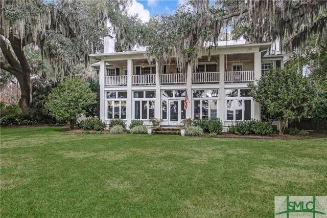 23 W Bluff Drive, Savannah, GA 31406 (MLS #218531) :: The Sheila Doney Team