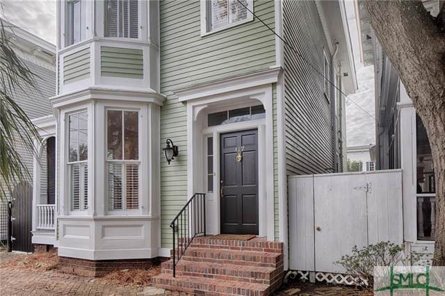 417 E Taylor Street, Savannah, GA 31401 (MLS #218532) :: The Arlow Real Estate Group