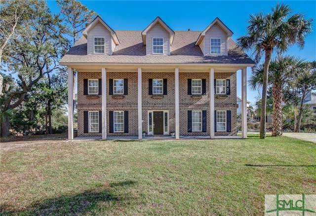 111 Brevard Court, Savannah, GA 31410 (MLS #218533) :: McIntosh Realty Team