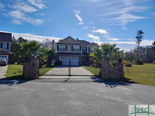 123 NE Thornbush Court, Ludowici, GA 31316 (MLS #218534) :: The Arlow Real Estate Group