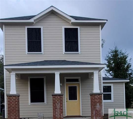 1700 New Castle Street, Savannah, GA 31415 (MLS #218539) :: RE/MAX All American Realty