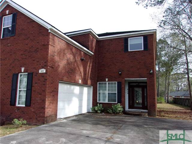 410 Morgan Street, Pooler, GA 31322 (MLS #218552) :: Keller Williams Coastal Area Partners