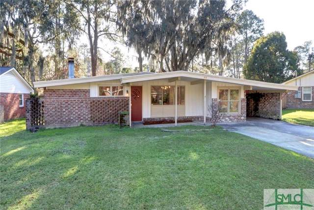 515 Winwood Place, Savannah, GA 31419 (MLS #218554) :: The Arlow Real Estate Group