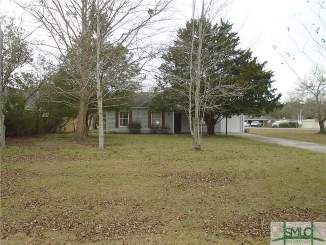 110 Hope Lane, Rincon, GA 31326 (MLS #218556) :: The Arlow Real Estate Group
