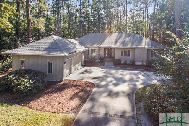 11 S Franklin Creek Road S, Savannah, GA 31411 (MLS #218560) :: Robin Lance Realty