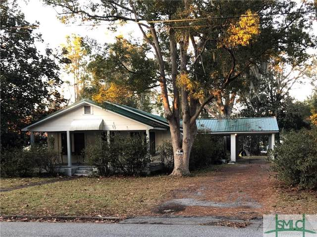 0 & 300 W Court Street, Hinesville, GA 31313 (MLS #218561) :: RE/MAX All American Realty
