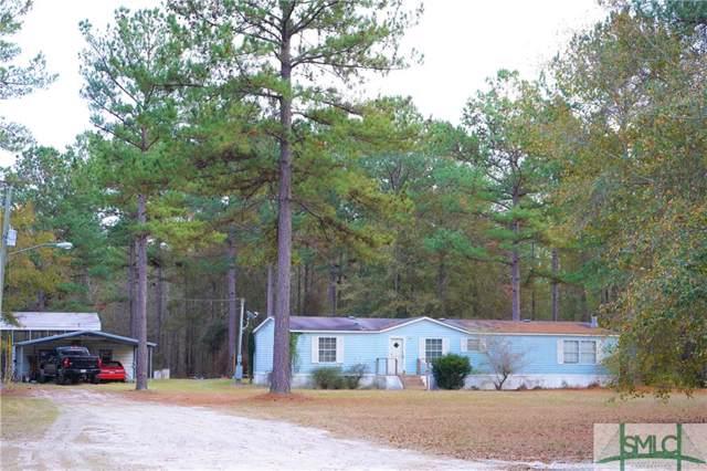 5028 Cherrywood Drive, Ellabell, GA 31308 (MLS #218580) :: Robin Lance Realty