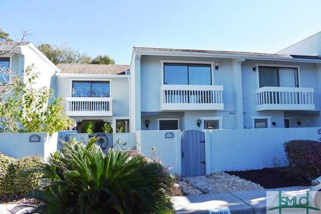 2 William Hilton Parkway 504C, Hilton Head Island, SC 29926 (MLS #218600) :: Teresa Cowart Team