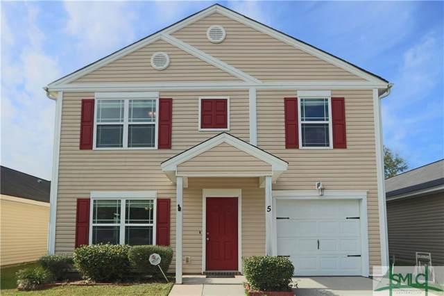 5 Summer Lake Way, Savannah, GA 31407 (MLS #218607) :: The Arlow Real Estate Group