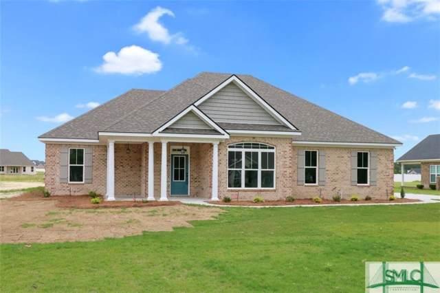 122 Stadium Drive, Guyton, GA 31312 (MLS #218610) :: The Arlow Real Estate Group