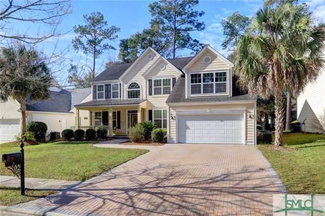 4 Arabica Lane, Savannah, GA 31419 (MLS #218613) :: The Arlow Real Estate Group