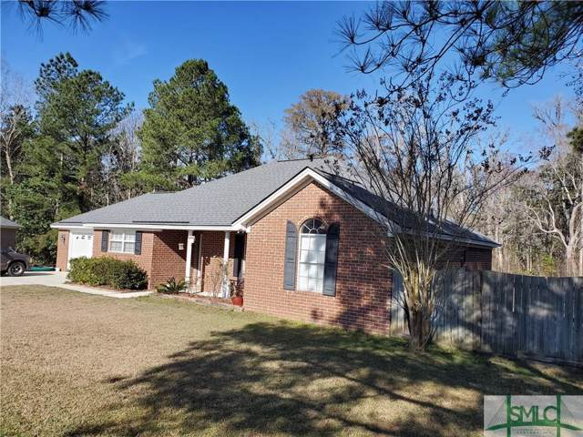 224 Oxford Circle, Rincon, GA 31326 (MLS #218617) :: The Randy Bocook Real Estate Team