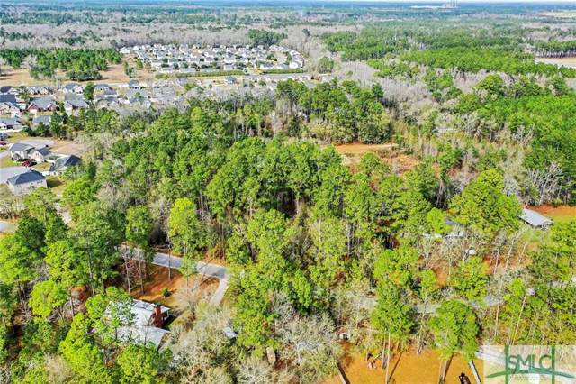 0 Ackerman Road Lot 2 + Rd, Rincon, GA 31326 (MLS #218620) :: Coastal Savannah Homes