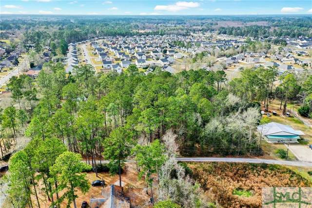 0 Ackerman Road Lot 3, Rincon, GA 31326 (MLS #218623) :: Coastal Savannah Homes