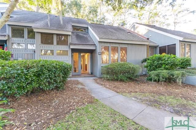 40 Dame Kathryn Drive, Savannah, GA 31411 (MLS #218628) :: Bocook Realty