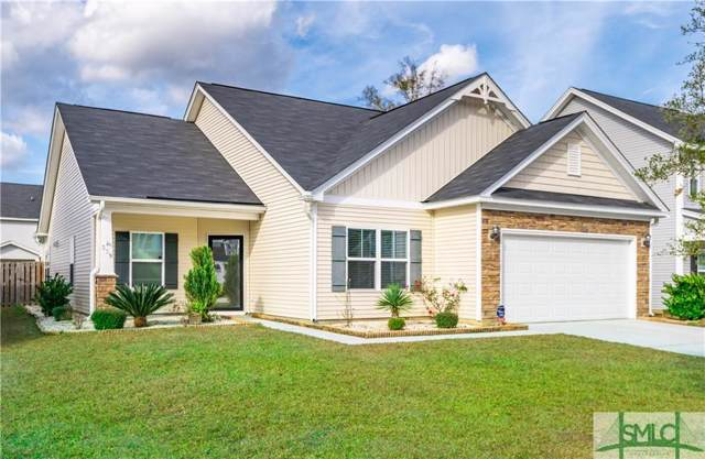 339 Casey Drive, Pooler, GA 31322 (MLS #218632) :: The Arlow Real Estate Group
