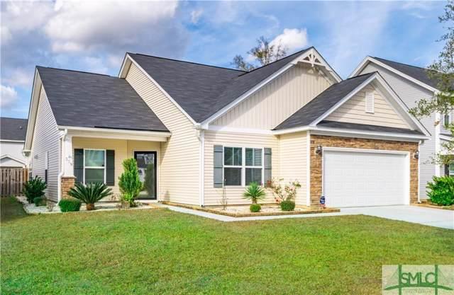 339 Casey Drive, Pooler, GA 31322 (MLS #218632) :: The Randy Bocook Real Estate Team