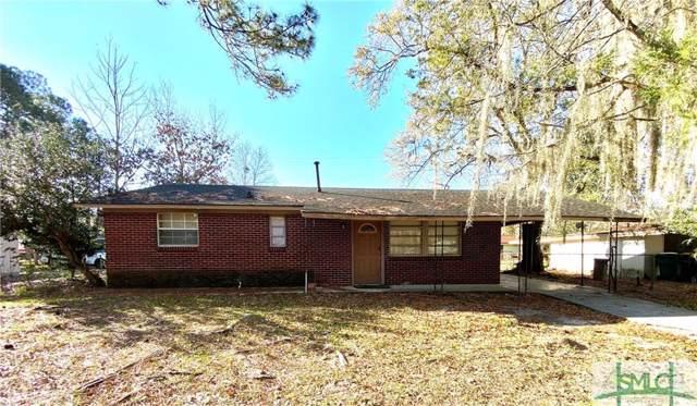 129 Croatan Street, Savannah, GA 31406 (MLS #218635) :: The Arlow Real Estate Group