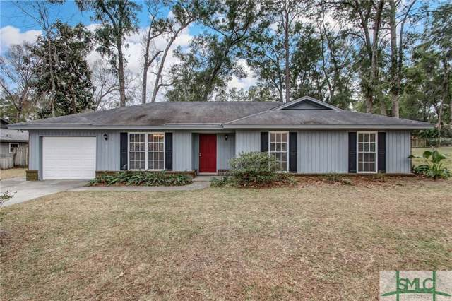 7 Levee Road, Savannah, GA 31419 (MLS #218636) :: The Arlow Real Estate Group