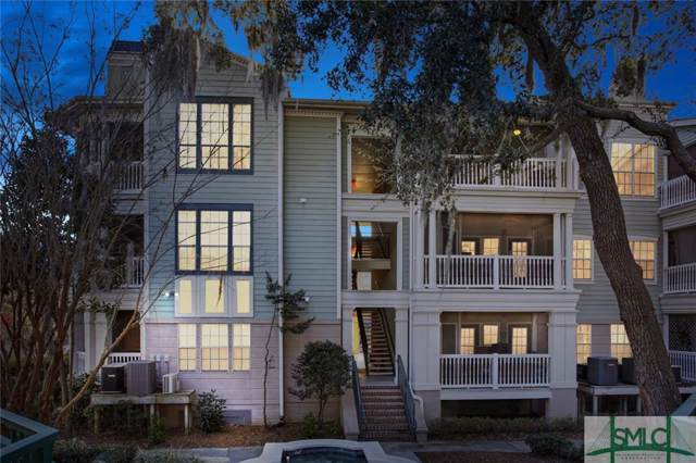 2813 Whitemarsh Way, Savannah, GA 31410 (MLS #218638) :: The Arlow Real Estate Group