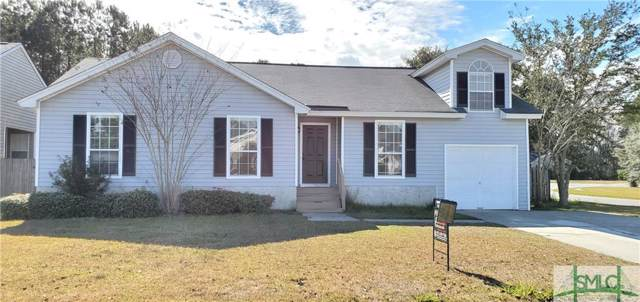 25 Leeward Drive, Savannah, GA 31419 (MLS #218639) :: Teresa Cowart Team