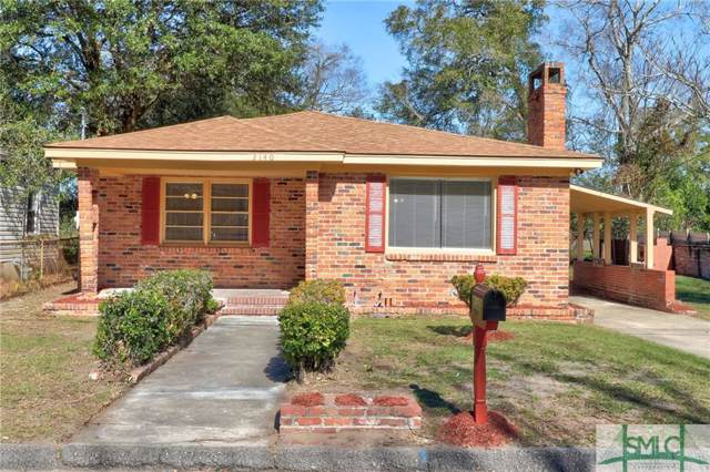 2140 Iowa Street, Savannah, GA 31404 (MLS #218642) :: The Arlow Real Estate Group