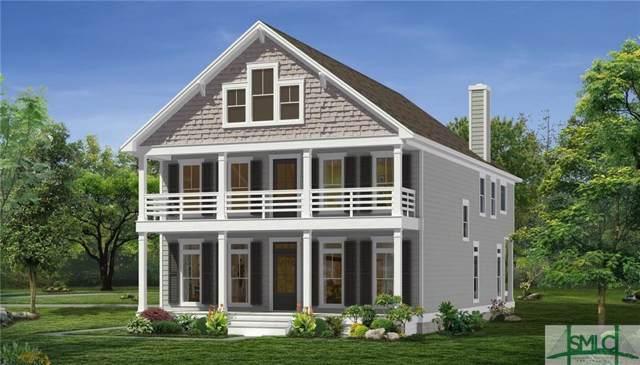122 Bluffside Circle, Savannah, GA 31404 (MLS #218645) :: Teresa Cowart Team