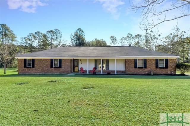 478 Exley Loop, Rincon, GA 31326 (MLS #218659) :: The Randy Bocook Real Estate Team