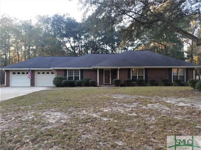 856 Old Field Drive, Hinesville, GA 31313 (MLS #218661) :: The Arlow Real Estate Group