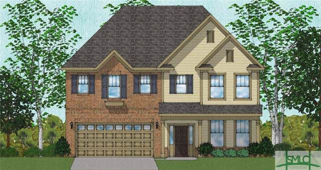 2460 Castleoak Drive, Richmond Hill, GA 31324 (MLS #218662) :: McIntosh Realty Team