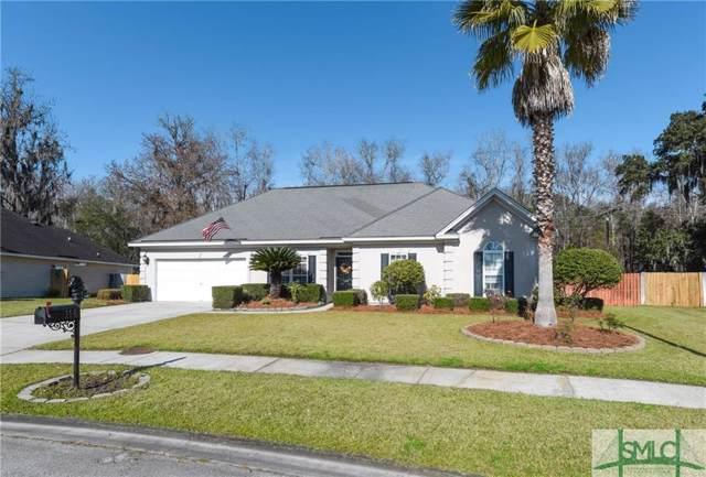144 Dovetail Crossing, Savannah, GA 31419 (MLS #218669) :: The Arlow Real Estate Group