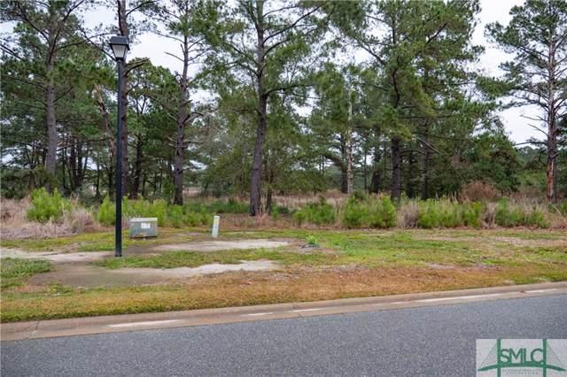 Lot 2 Jerico Marsh Road, Midway, GA 31320 (MLS #218673) :: Teresa Cowart Team
