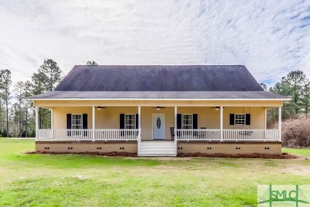 935 Twin Forks Road, Pembroke, GA 31321 (MLS #218676) :: Partin Real Estate Team at Better Homes and Gardens Real Estate Legacy
