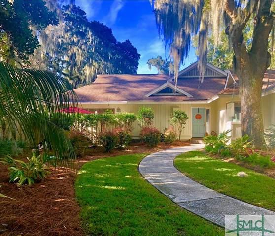 8 Bowline Court, Savannah, GA 31411 (MLS #218692) :: Bocook Realty