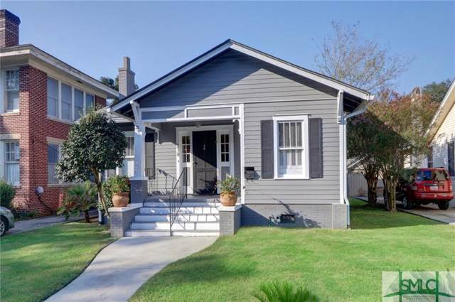 218 E 48th Street, Savannah, GA 31405 (MLS #218695) :: The Arlow Real Estate Group
