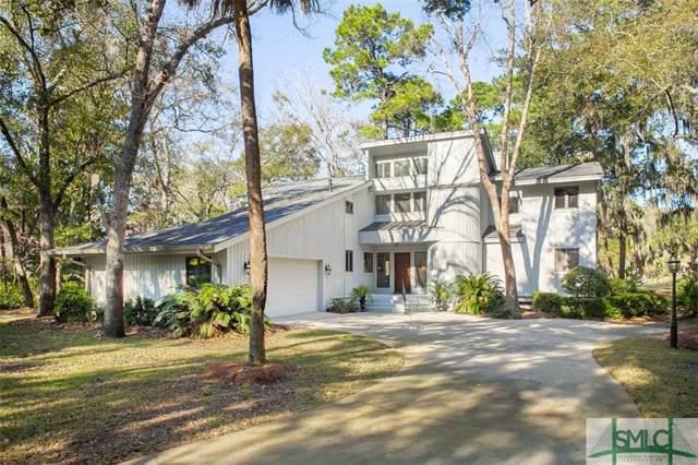 223 Yam Gandy Road, Savannah, GA 31411 (MLS #218701) :: The Arlow Real Estate Group