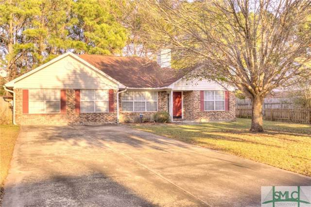51 Golden Way, Richmond Hill, GA 31324 (MLS #218702) :: Liza DiMarco