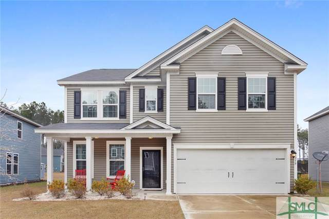 379 Southwilde Way, Pooler, GA 31322 (MLS #218704) :: Partin Real Estate Team at Better Homes and Gardens Real Estate Legacy