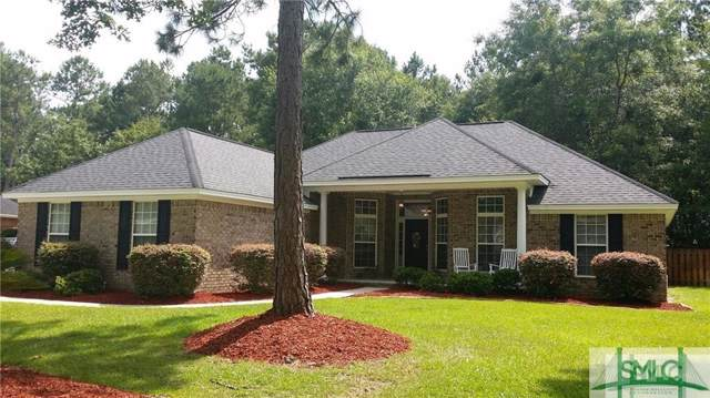 216 Stephanie Avenue, Rincon, GA 31326 (MLS #218708) :: Coastal Savannah Homes