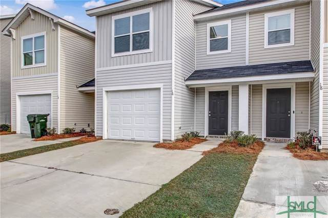 16 Brown Thrasher Court, Port Wentworth, GA 31407 (MLS #218711) :: The Arlow Real Estate Group