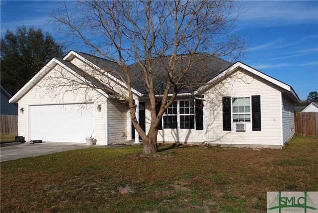130 Buckskin Court, Guyton, GA 31312 (MLS #218713) :: The Arlow Real Estate Group