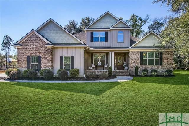 117 Covered Bridge Boulevard, Guyton, GA 31312 (MLS #218725) :: The Arlow Real Estate Group