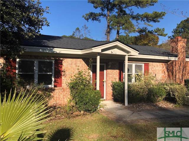 401 Stuart Street, Pooler, GA 31322 (MLS #218729) :: Partin Real Estate Team at Better Homes and Gardens Real Estate Legacy