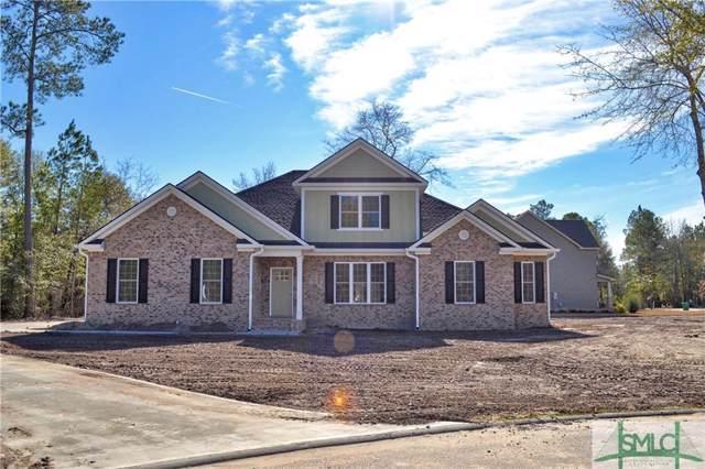 312 Polly Branch Drive, Rincon, GA 31326 (MLS #218739) :: The Randy Bocook Real Estate Team