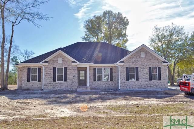 310 Polly Branch Drive, Rincon, GA 31326 (MLS #218740) :: The Randy Bocook Real Estate Team