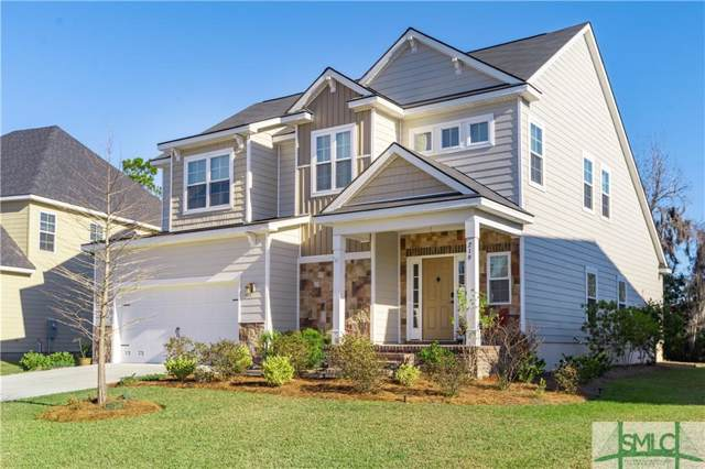 219 Beckley Drive, Richmond Hill, GA 31324 (MLS #218743) :: The Randy Bocook Real Estate Team