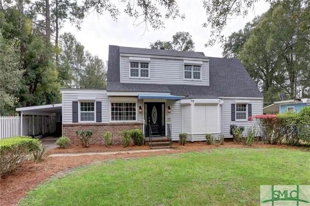 2037 Speir Street, Savannah, GA 31406 (MLS #218744) :: Bocook Realty