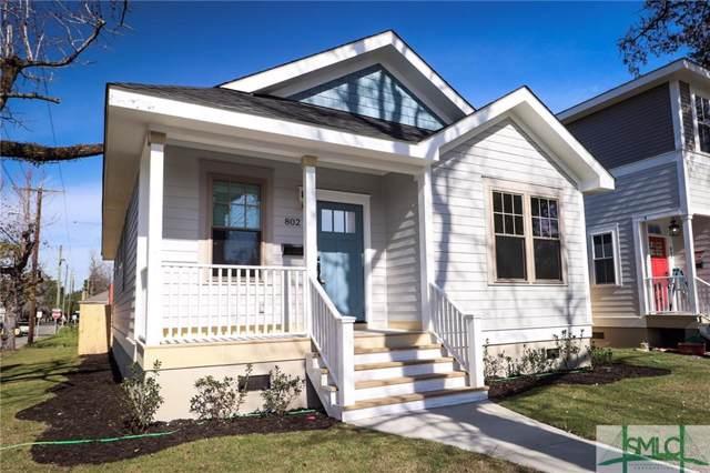 802 E 31 Street, Savannah, GA 31401 (MLS #218761) :: The Arlow Real Estate Group