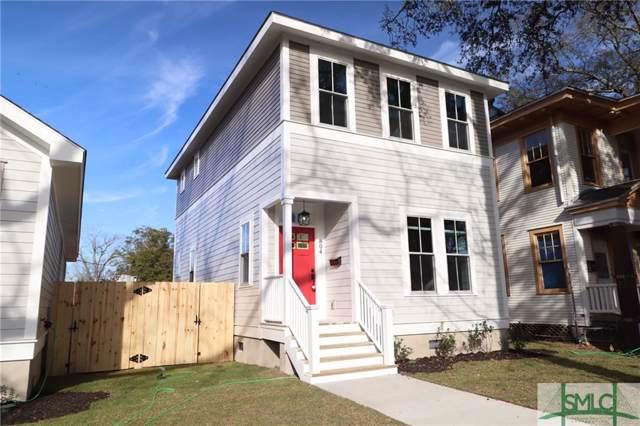 804 E 31 Street, Savannah, GA 31401 (MLS #218764) :: The Arlow Real Estate Group